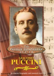 Famous Composers: Giacomo Puccini Movie