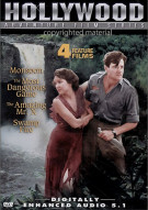 Hollywood Adventure Film Series: Monsoon / Most Dangerous Game / Amazing Mr. X / Swamp Fire Movie
