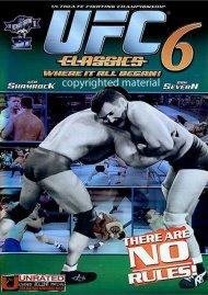 UFC Classics: Volume 6 Movie