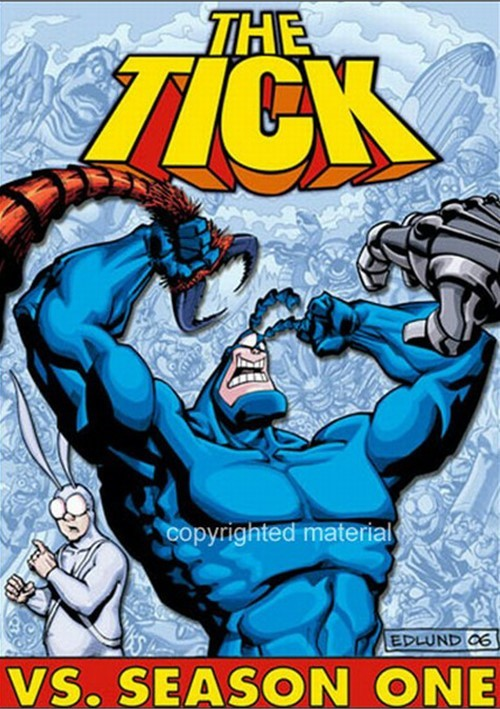 Tick, The: Season 1 Movie