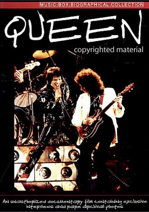 Queen: Music Box Biographical Collection Movie