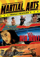 Martial Arts Triple Feature: 7 Grand Masters / New Big Boss / Red Wolf Movie