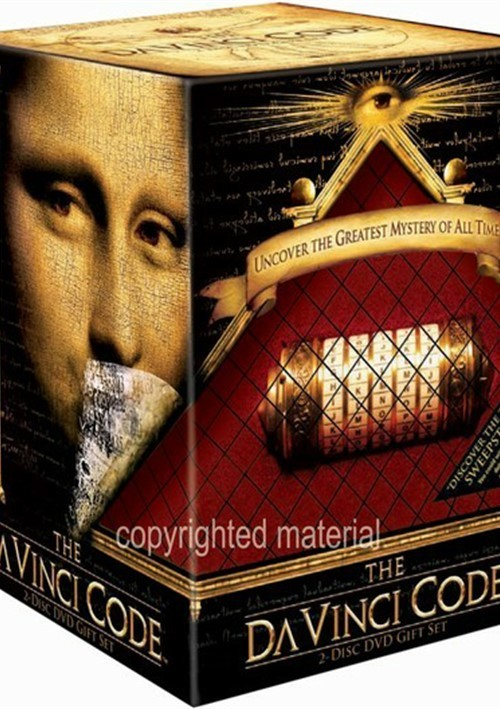 Da Vinci Code Giftset, The Movie
