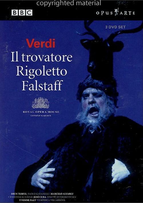 Verdi: Box Set Movie