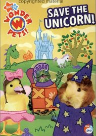 Wonder Pets: Save The Unicorn! Movie