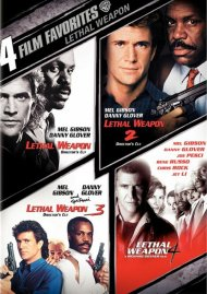 4 Film Favorites: Lethal Weapon Movie