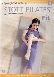 Stott Pilates: Firm & Fit Movie