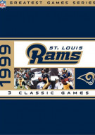 NFL Greatest Games Series: St. Louis Rams 1999 Playoffs Movie