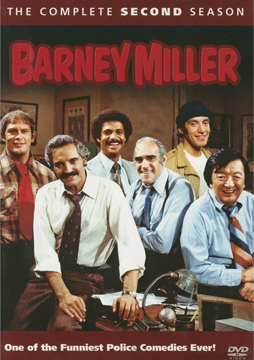 Barney Miller: The Complete Second Season Movie