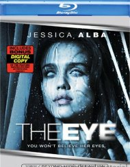 Eye, The Blu-ray
