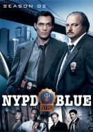 NYPD Blue: Season 2 (Repackaged) Movie