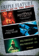 Amityville Horror, The (2005) / The Legend Of Hell House / Poltergeist II / Poltergeist III (Quadruple Feature) Movie