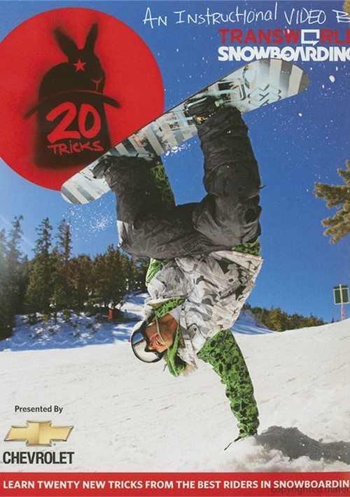 20 Snowboard Tricks Movie