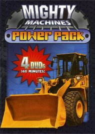 Mighty Machines: Power Pack Movie