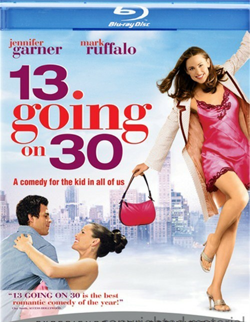 13 Going On 30 Blu-ray