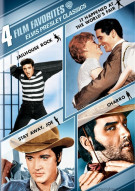 4 Film Favorites: Elvis Presley Classics Movie