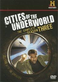Cities Of The Underworld: The Complete Season Three Movie