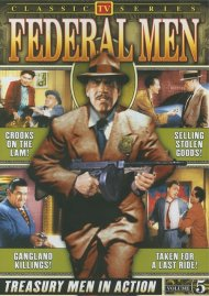 Federal Men: Volume 5 Movie