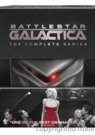 Battlestar Galactica (2004): The Complete Series Movie