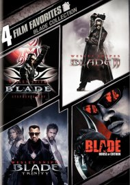4 Film Favorites: Blade Collection Movie