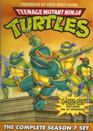Teenage Mutant Ninja Turtles: Season 7 Movie