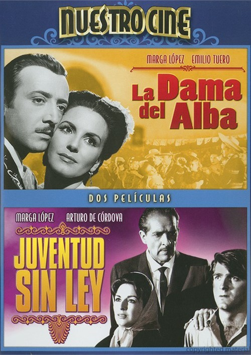 La Dama Del Alba / Juventud Sin Ley (Double Feature) Movie