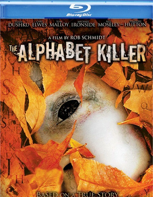 Alphabet Killer, The Blu-ray