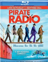 Pirate Radio Blu-ray