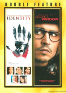 Identity / Secret Window (Double Feature) Movie