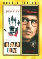 Identity / Secret Window (Double Feature) Movie