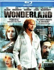 Wonderland Blu-ray