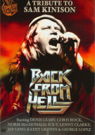 Back From Hell: A Tribute To Sam Kinison Movie