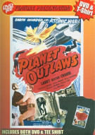 Planet Outlaws DVDTee (XLarge) Movie