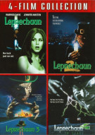 Leprechaun / Leprechaun 2 / Leprechaun 3 / Leprechaun 4: In Space (4-Film Collection) Movie