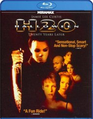 Halloween H20 Blu-ray