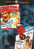 Bad Man Of Brimstone / Bad Man (Double Feature) Movie