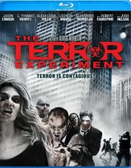 Terror Experiment, The Blu-ray
