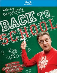 Back To School: Extra-Curricular Edition Blu-ray