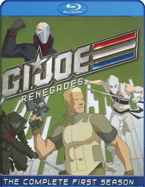 G.I. Joe: Renegades - Season One Blu-ray
