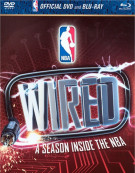 Wired: A Season Inside The NBA (Blu-ray + DVD Combo) Blu-ray