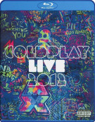 Coldplay: Live 2012 (Blu-ray + CD) Blu-ray
