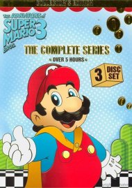 Adventures Of Super Mario Bros. 3, The: The Complete Series Movie