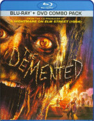 Demented, The (Blu-ray + DVD Combo) Blu-ray