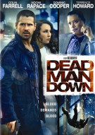 Dead Man Down (DVD + UltraViolet) Movie