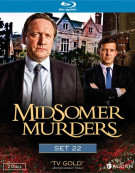 Midsomer Murders: Set 22 Blu-ray