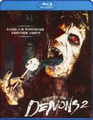 Night Of The Demons 2 Blu-ray