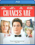 Chances Are: 25th Anniversary  Edition Blu-ray
