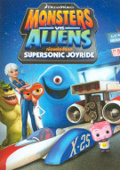 Monsters Vs. Aliens: Supersonic Joyride Movie