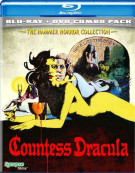Countess Dracula (Blu-ray + DVD Combo) Blu-ray