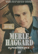 Legendary Performances: Merle Haggard Movie